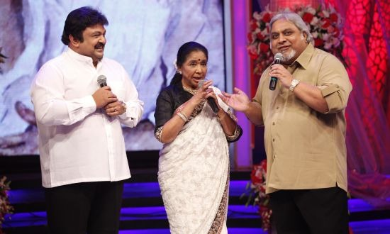 Airtel Super Singer 4 Features Asha Bhosle - From 04 Nov 2013 Onwards