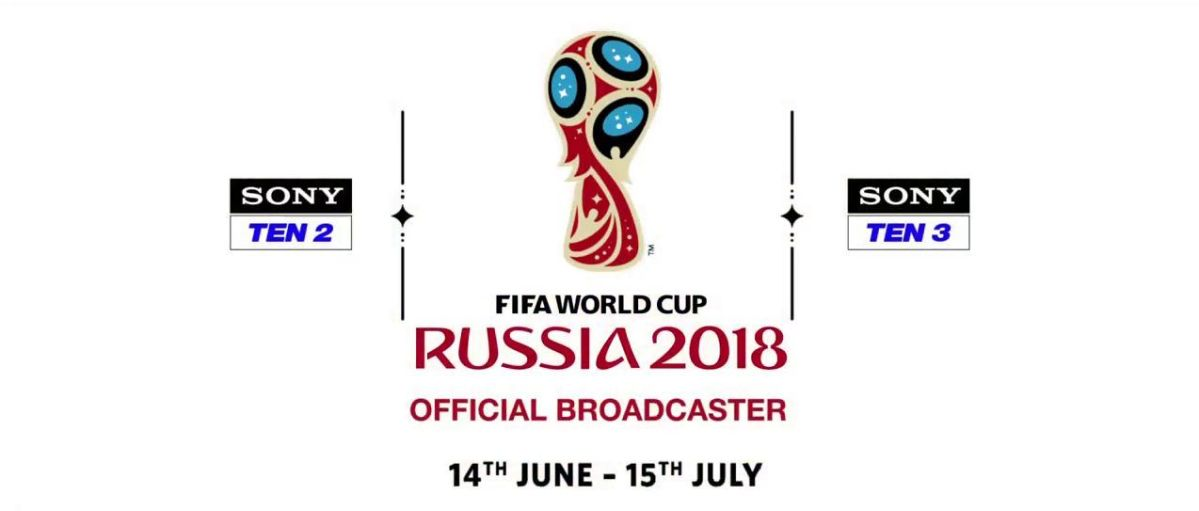 FIFA World Cup 2018 With Bengali & Malayalam Commentary On Sony ESPN Channel