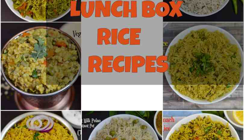 7 Quick And Easy Rice Recipes Part 1