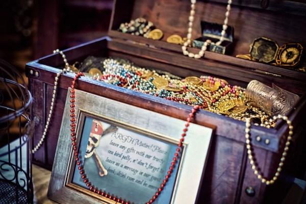 Pirate Themed Wedding Ideas