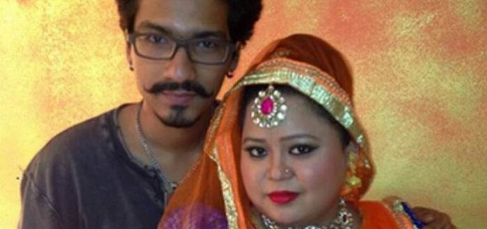 Bharti Singh and Harsh Limbachiyaa - IndianWeddingCards