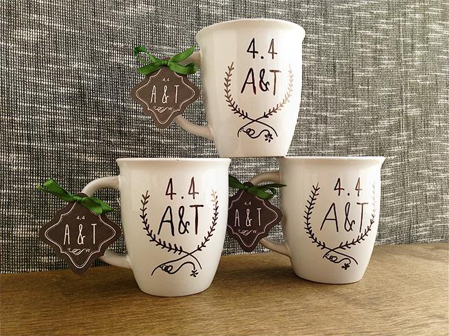 DIY Marker Mugs