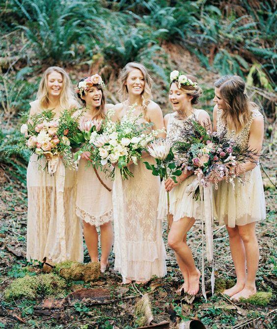 Ohio Bohemian Wedding -IndianWeddingCards