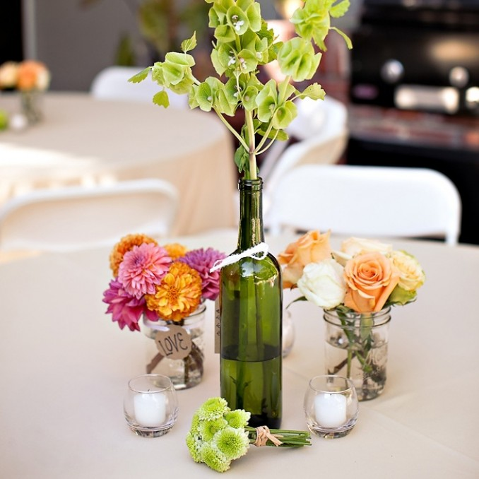Table Centrepieces - IndianWeddingCards