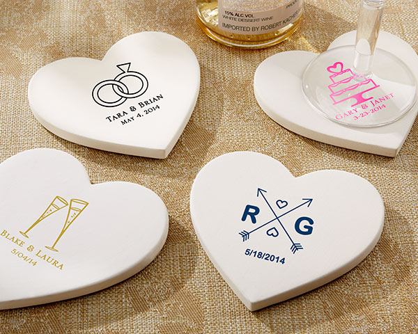 personalized-heart-shaped-stone-coaster-wedding-gifts