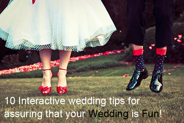 Wedding fun tips - IndianWeddingCards