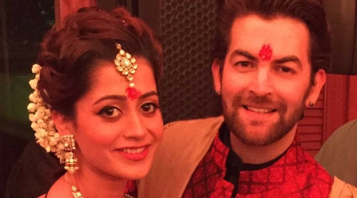 Neil Nitin Mukesh and Rukmini Sahay's Wedding