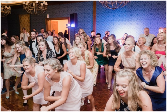 Flash Mob Dance at Wedding Reception