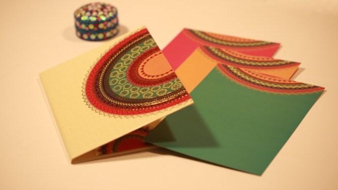 Glastonberry weddingcard-IndianWeddingCards