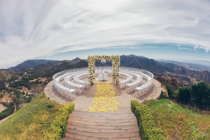 Mountain Wedding Venue