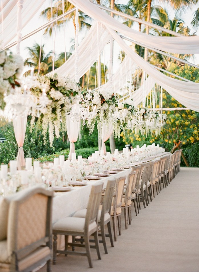 floral chandelierss