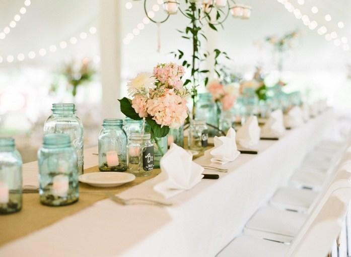 Mint wedding decoration ideas
