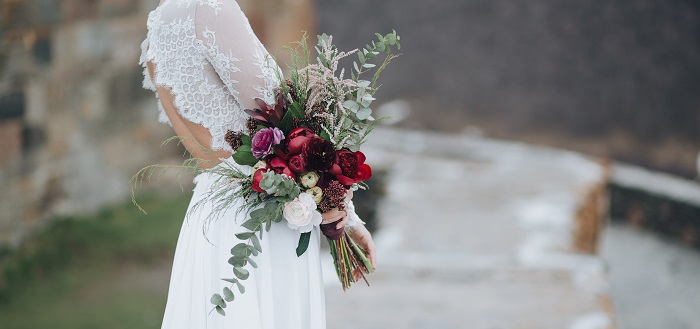 How to choose a perfect wedding bouquet