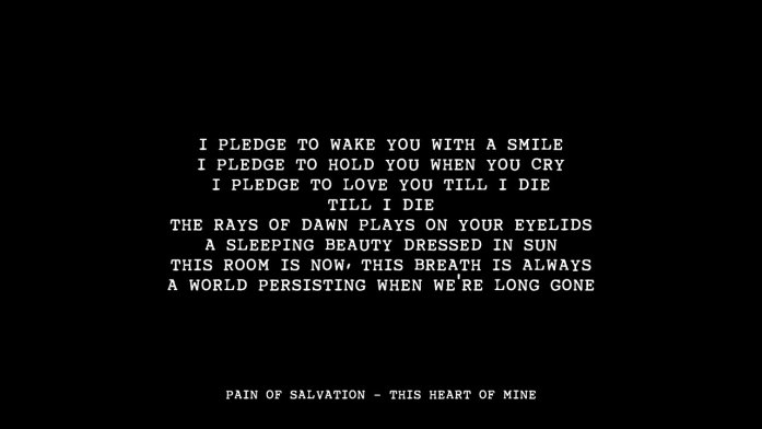 Pain-of-Salvation---This-Heart-of-Mine-Metal-wedding-songs-IndianWeddingCards