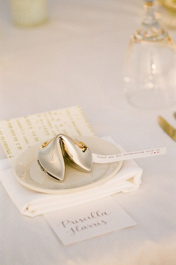 Customized Fortune Cookies - Wedding Favors - IndianWeddingCards