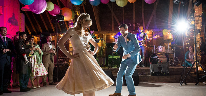 Wants to Choose First Dance Song
