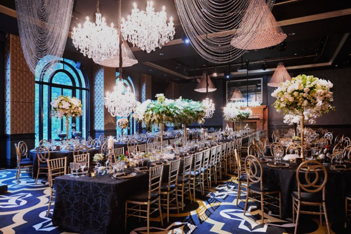 The Great Gatsby will amplify your wedding spree