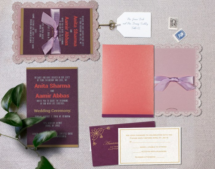 Envelope liners & Lacy Liners