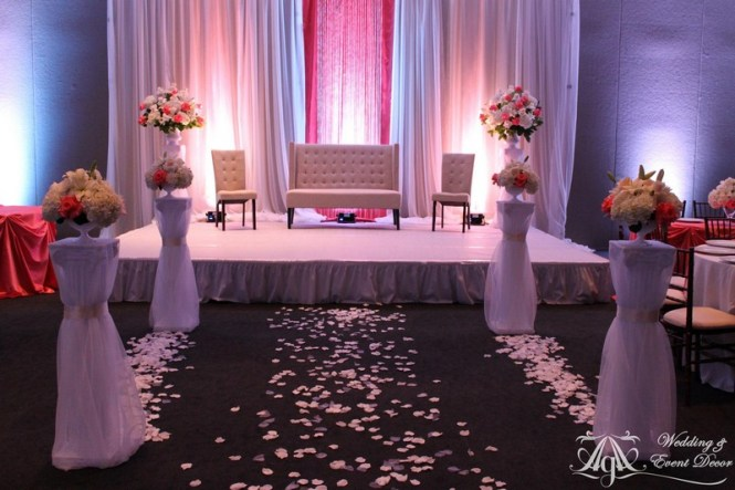 I Wanted To Share A Very Regal And Elegant Fl Design Decor Prototype That Had For My Lovely Bride Groom Getting Married In Los Angeles This