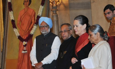 Indira Gandhi Prize for Peace Disarmament and Development Winners