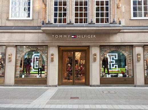 9224aad98 Tommy Hilfiger Launches Flagship Store at Regent Street in London ...