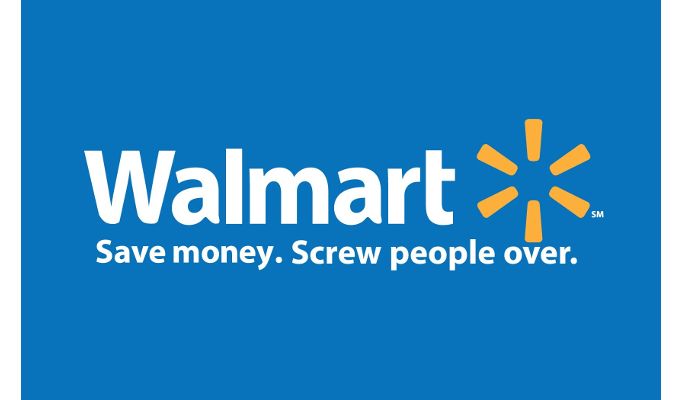 Walmart expects flat sale growth