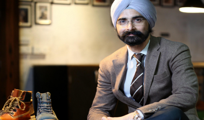 Harkirat Singh on Woodland , e-commerce and consumer behaviour