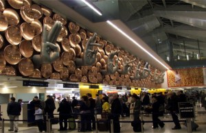 IGI will be home to India's first airport mall