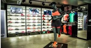 PUMA extends award-winning store concept to Delhi's emerging sportwear hotspot