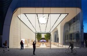 Store Design Concept: Pics of Apple's new retail store design
