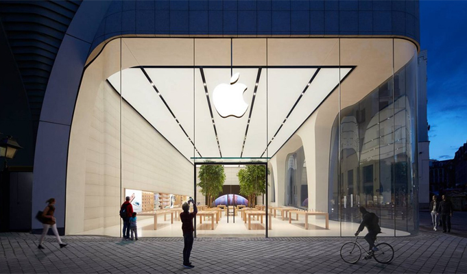 Store Design Concept: Pics of Apple's new retail store design