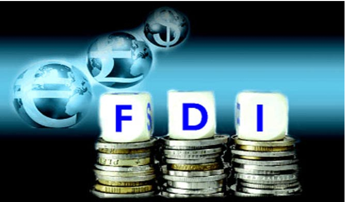 FDI highest in 29 months, doubles to .48 billion in January