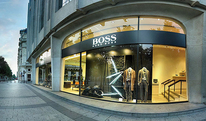 Hugo Boss to trim store count as profits fall