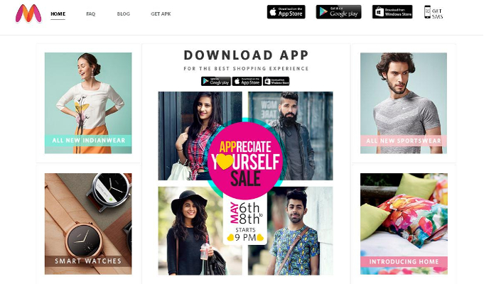 Myntra.com to be back in action soon