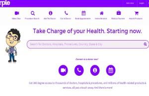 PurpleHealth.com raises $100,000 from Katabole Technology Venture