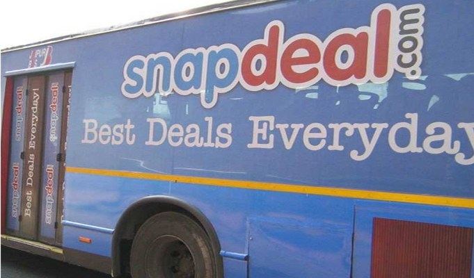Snapdeal invests Rs 1990 cr in supply chain, logistics