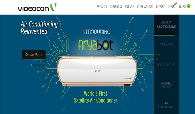 Videocon registers net losses of Rs 190 cr in March