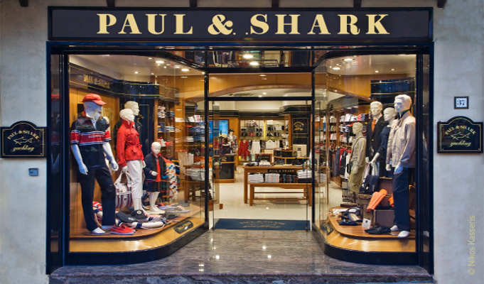 8fd73e73459 Paul   Shark redefined Indian consumers  tastes in luxury sportswear with its  stores in New Delhi
