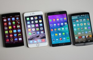 Samsung, Apple dominates top-end smartphone category in India