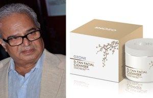 SC Sehgal on Ozone Ayurvedics Natural Skin Solutions