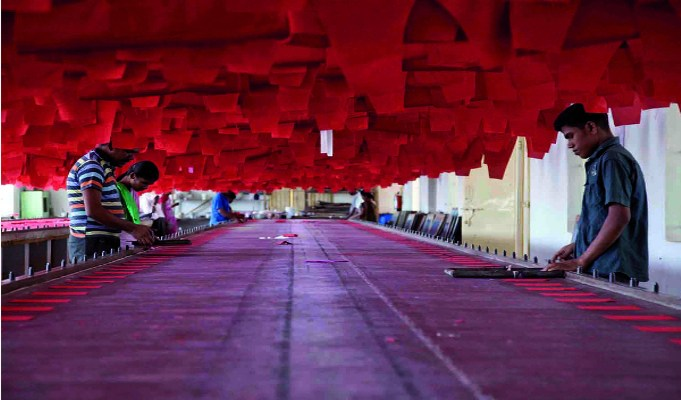Textile machinery industry doesn't see much impact from Brexit