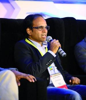 Rajesh Saboo, VP-IT, Bombay Dyeing