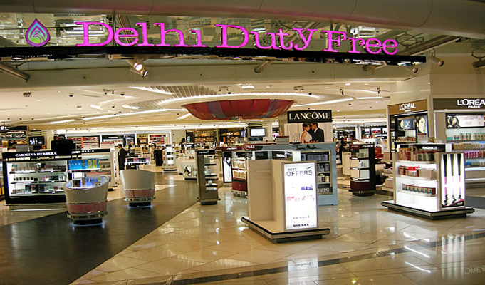 Duty free shops to display price of goods in Indian currency