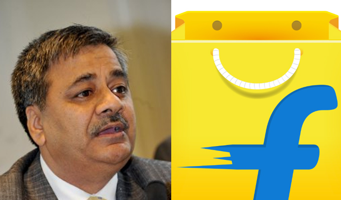 Flipkart legal head Rajinder Sharma quits