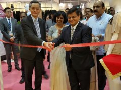 India Pavilion inaugurated at the 23rd Hong Kong Fashion Week for Spring/Summer