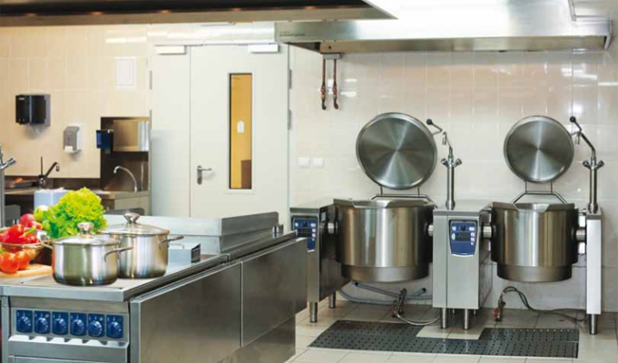Top kitchen equipment trends for F&B industry