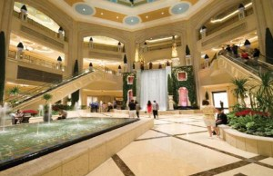 Flourishing retail luxury in India