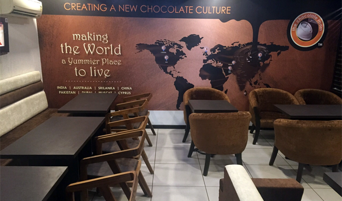 Is the Indian market ripe for chocolate cafes?
