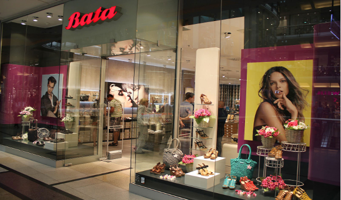 Bata concentrates on same store growth