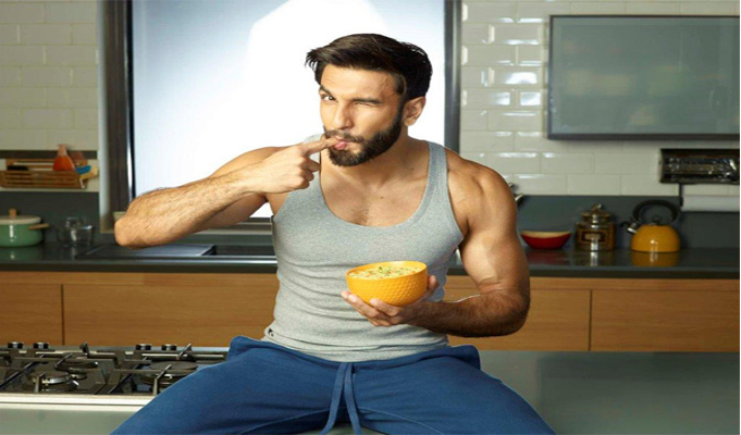 Ranveer Singh to feature in new Kellogg's campaign